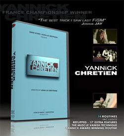 Yannick Chretien DVD (DVD488)
