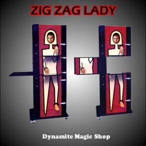 Zig Zag Illusion (DM)