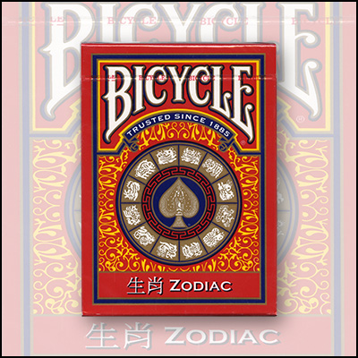 Bicycle Zodiac Deck Limited Edition (3092)