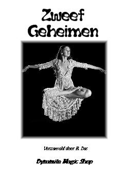 Zweef Geheimen Boekje (B0180)