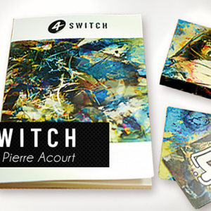 4 Switch by Pierre Acourt & Magic Dream (B0356)