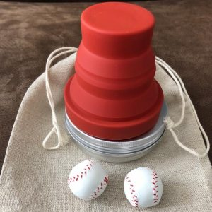 Chop Cup Baseball Set Extra Strong (3180)