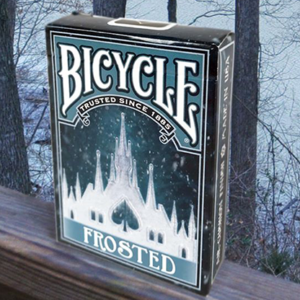 Bicycle Frosted Playing Cards (5081)