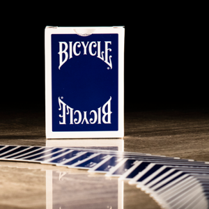 Bicycle Insignia Back Playing Cards BLAUW (5098)