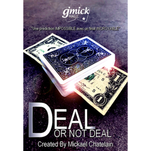 Deal or not Deal by Mickael Chatelain (5085)