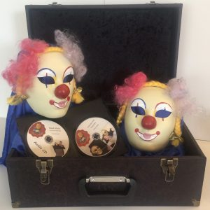 Flying Clown Mask by Brevis Magic (4416)