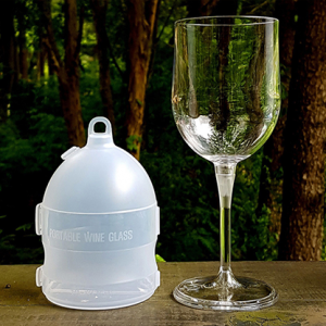 Outdoor Wine Glass by JL Magic (5101)