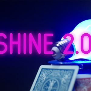 Shine 2 with remote by Magic 007 & MS Magic  (3402)