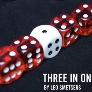 Three in One by Leo Smetsers (3173)