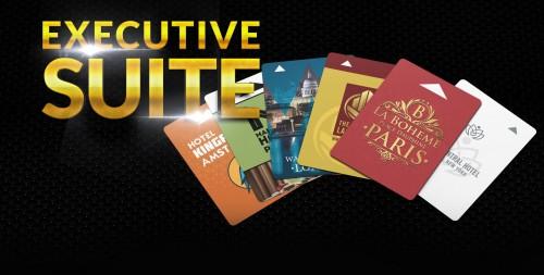 Executive Suite By David Minton And Alakazam Magic (5216) - Dynamite Magic